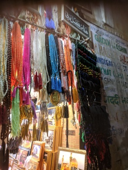 trinkets at the ajmer dargah