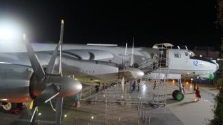 tu 142 museum exploration plane