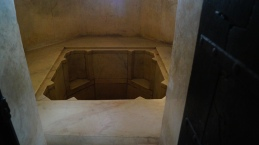 turkish bath inside amber fort jaipur