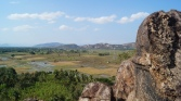 view of surrounding fields at bojjanakonda