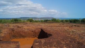 water tank in thotlakonda