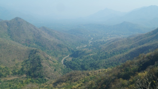 Hills and Valleys in the Eastern Ghats