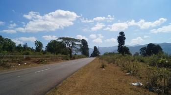 Road to explore in Araku