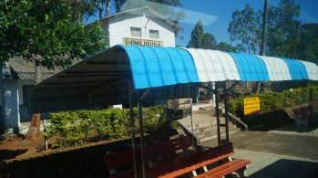 Shimliguda Train Station