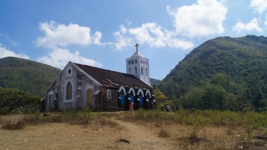 Sunkar Metta Baptist Church near Araku