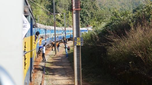 Train to Araku