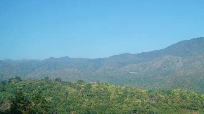 View near Shivalingapuram on the way to Araku