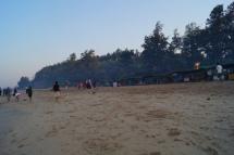Beach vibe in Ganapatipule