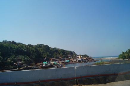 Fishing Village Ganapatipule