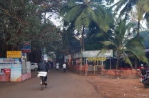 Streets in Ganapatipule