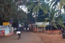 Streets in Ganapatipule