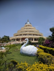Vishalakshi Mantap - Another view AOL Bangalore