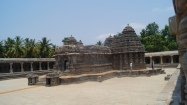 Another view of Somanathpur temple