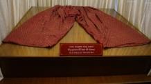 Clothes of Tipu Sultan Daria Daulat Bagh Srirangapatna