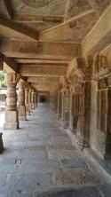 Corridor in the Somanathpur Temple
