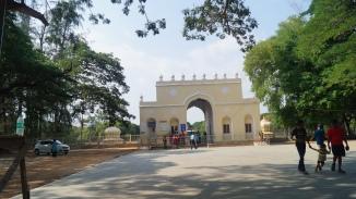Entrance to Daria Daulat Bagh Srirangapatna