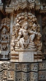 Graceful Vishnu Somanathpur