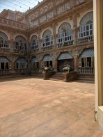 Inner Courtyard Mysore Palace