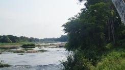 River Kaveri at Srirangapatna
