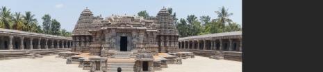 Somanathpur Temple overview