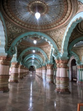 The Great Open Hall 1st Floor Mysore Palace