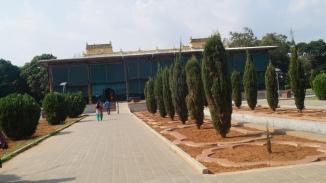 Tipu Sultan's Summer palace Srirangapatna