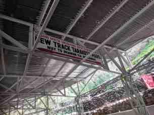 Tarakote Marg Sign