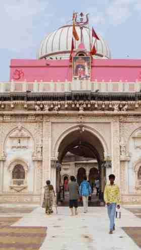 Karni Mata Temple Entrance